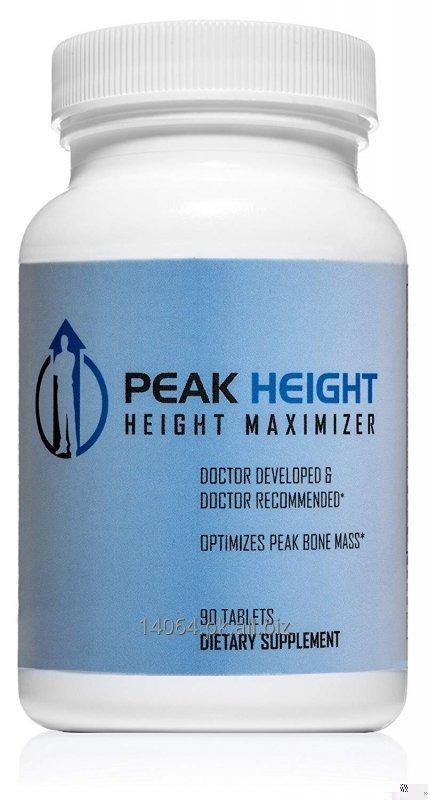 Buy Peak Height No.1 Grow Taller Height Pill Supplement in Pakistan