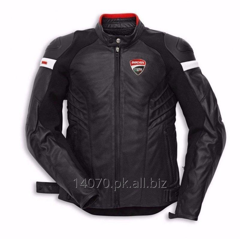 Buy Ducati Motorcycle/Motorbike Leather Sports Racing Jacket