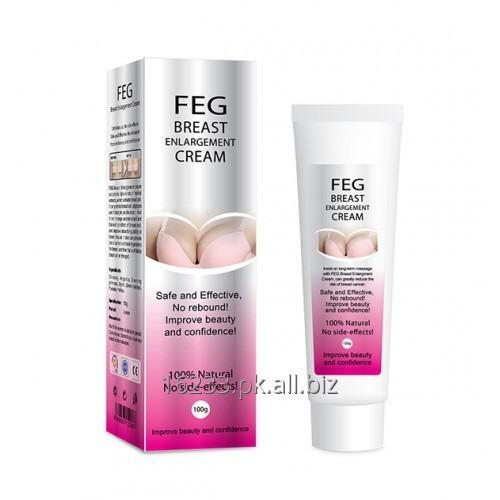 Buy FEG Breast Enlargement Cream Increase 3 Inch Breast Size Just 1 Month In Pakistan