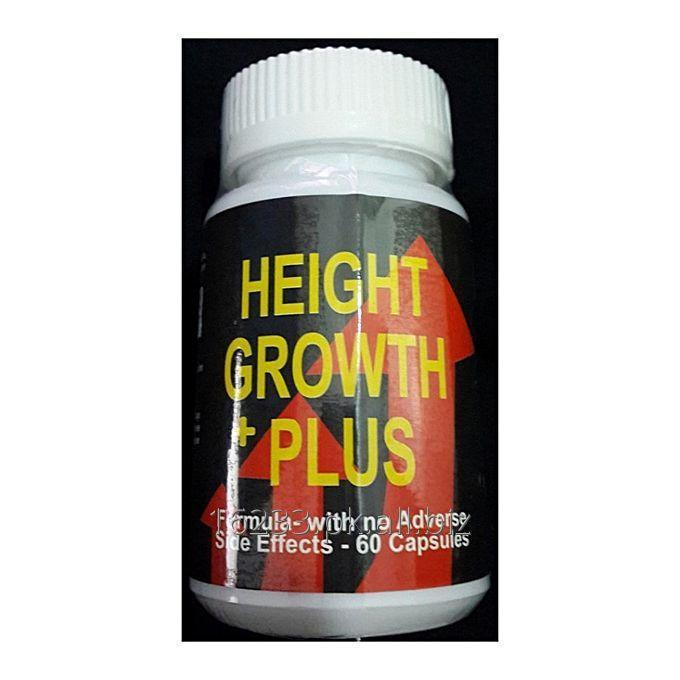 Buy HEIGHT GROWTH PLUS INCREASE HEIGHT WITH IN 1 MONTH AVAILABLE IN PAKISTAN