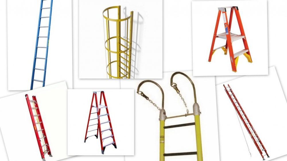 Buy Fiberglass Ladders