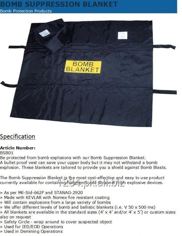 Buy Bomb Suppression Blanket
