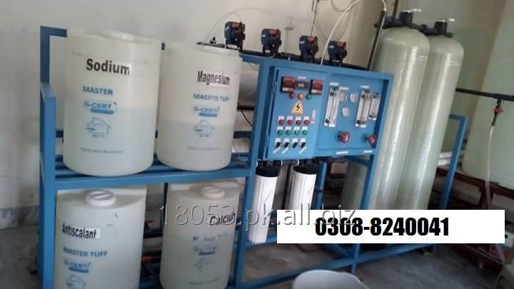 Buy Complete Mineral Water RO Plant Setup - Start Your Business