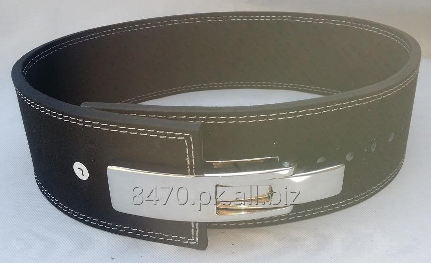 Buy Power Weight lifting belt with Lever Buckle