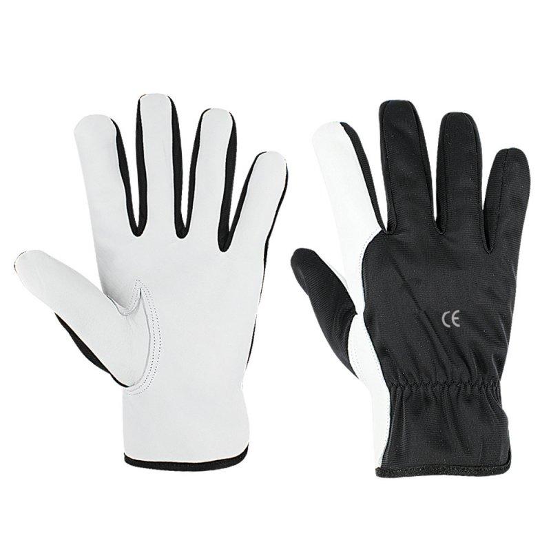 Buy Safety Gloves / Leather Work Gloves