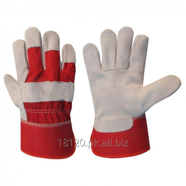 Buy Split Leather Safety Gloves