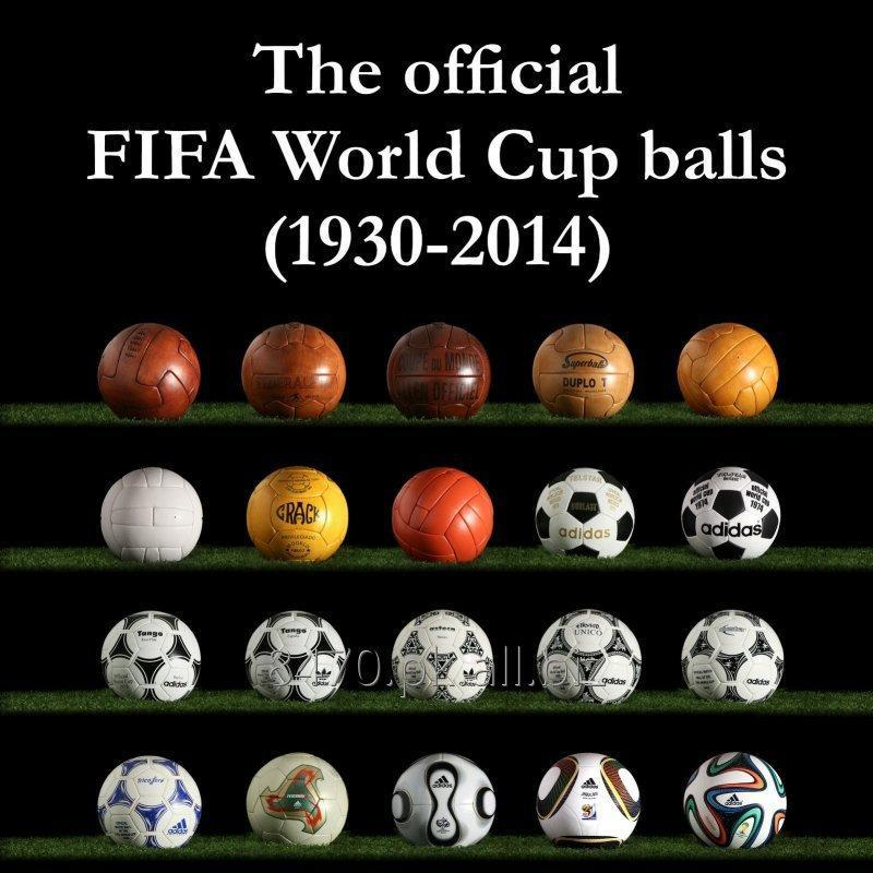 Buy World Cup balls from 1930 upto 2018