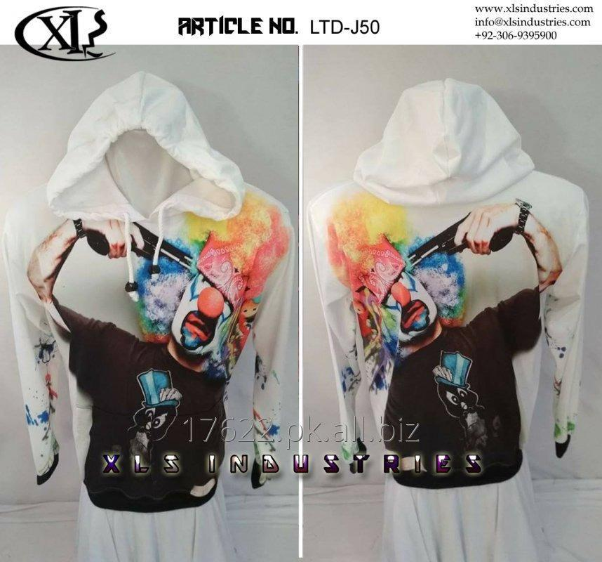 Buy Sublimated Hoodie