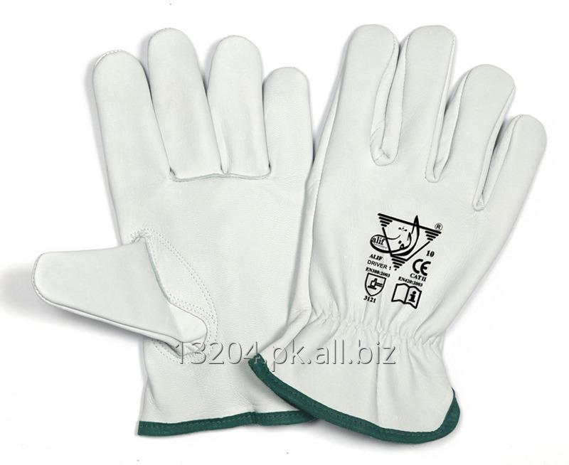 Buy Alif Driver 1 Goatskin leather Driver style gloves.