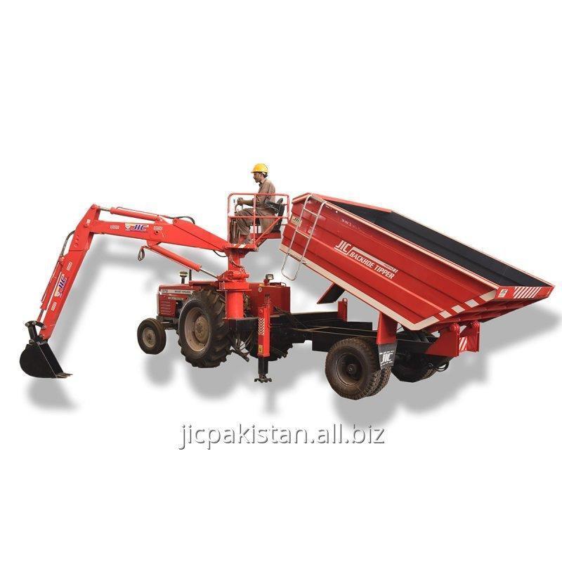 Buy Backhoe Excavator with Mini Dumper