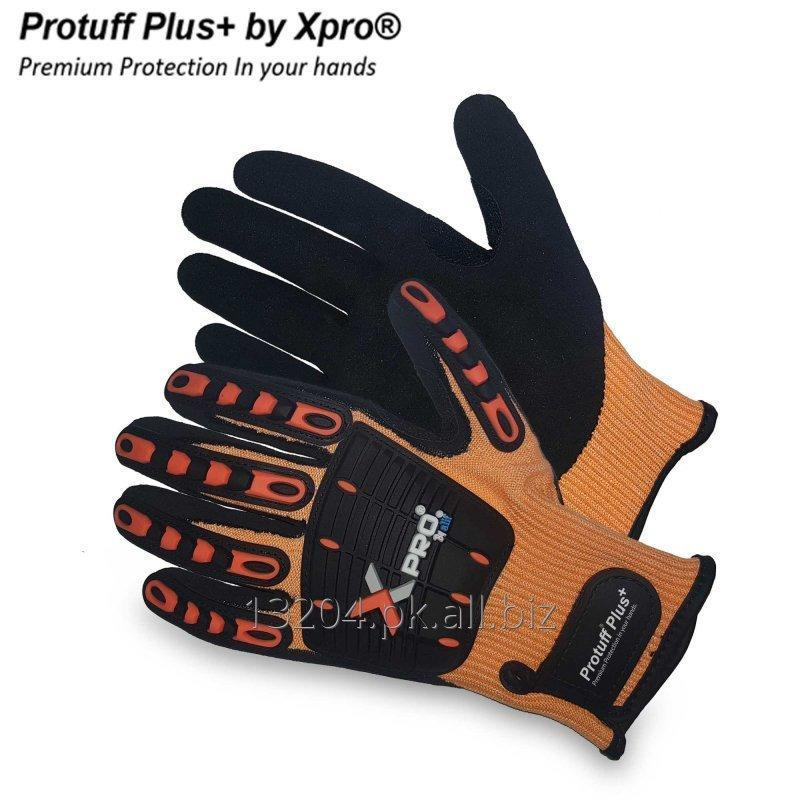 Buy Protuff Plus Anti Impact Glove and Cut Protection Gloves