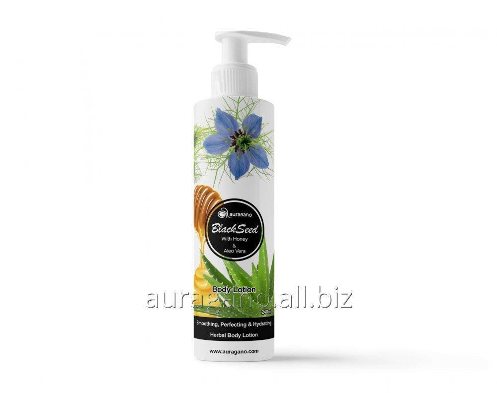 Buy Black Seed Lotion with Honey & Aloe Vera