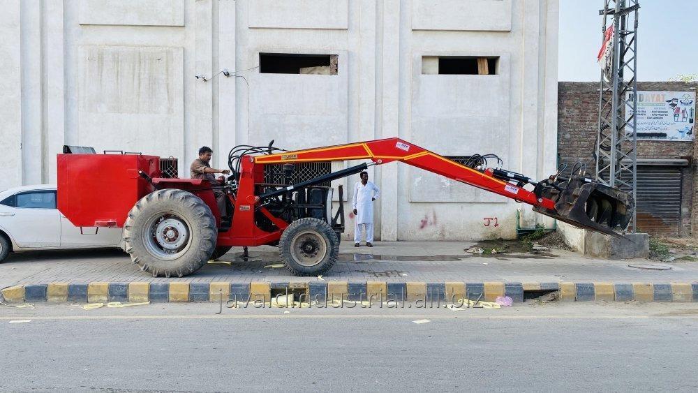 Buy Tractor Front End Loader Big Bucket