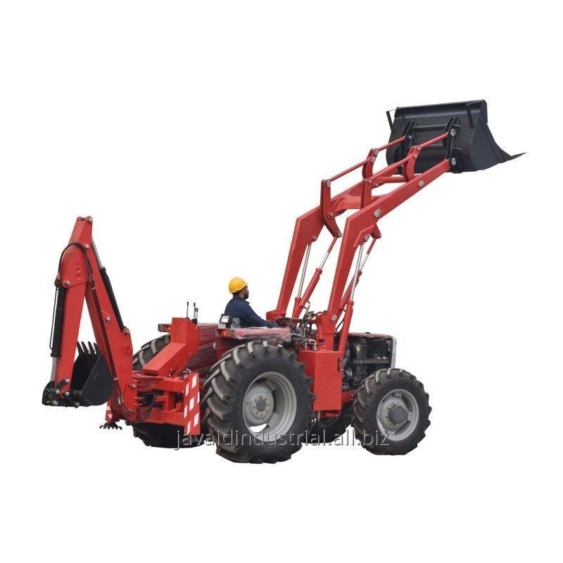 Buy Tractor Loader with Backhoe Attachments