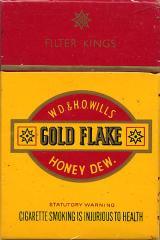Cigarettes Gold Flake