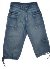 Jeans Shorts,