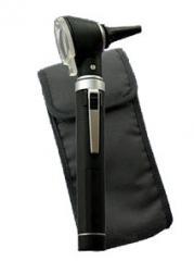 Mini fiber otoscope