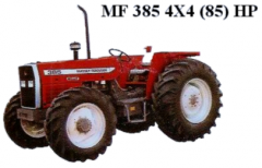 MF Tractor 385  4x4 85 HP