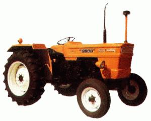 FIAT - 480  Tractor