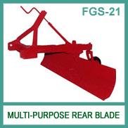 Multi-puporse Rear Blade FGS 21