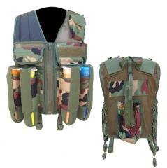 Tactical Vest Camo
