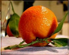"Mandarin Orange ""Kinnow"" , Citrus fruit"