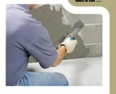 Cementious water proofing