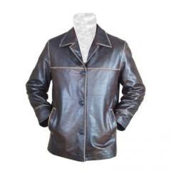 Fashion Mens Leather Jacket