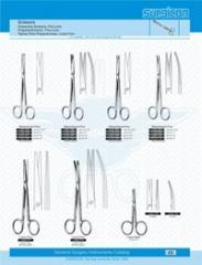 Disacting scissors