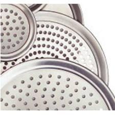 Aluminium pizza pan