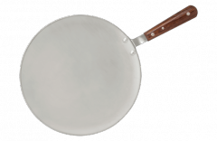 Disc With Wood Clad for pancakes