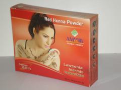 Ameera Henna powder