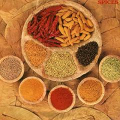 Spices and seeds