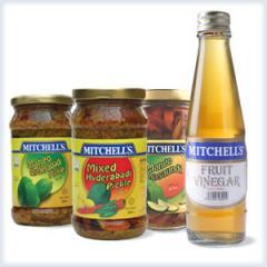 Pickles & vinegar