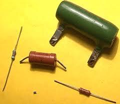 High resistors
