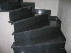 Marble & Granite Stairs