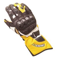 Motorbike Gloves-Leather Racing GlovesGloves