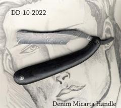 Damascus Straight Razor