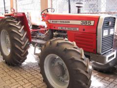 Massey Ferguson 385 4WD Tractor