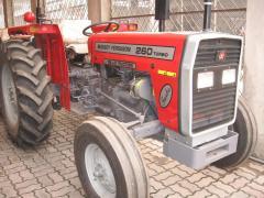 Massey Ferguson 260 Turbo Tractor