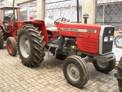 Massey Ferguson 385 Tractor