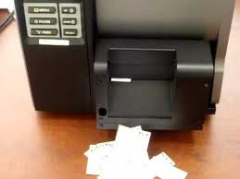 Care Label Printers with Care Label Cutter