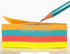 Colour office paper