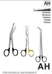 Dressing scissors
