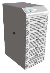 Condenser battery