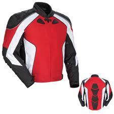 Textile Long Jackets A textile motorcycle jacket