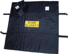 Bomb Suppression Blanket Be protected from bomb