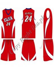 Basket ball uniform  Size: Available in All