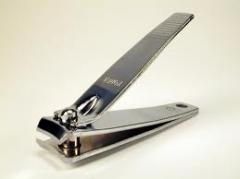 Stainless Steel Compact Nail Clipper