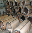 Cold Rolled Coils/Sheets This cold rolled steel